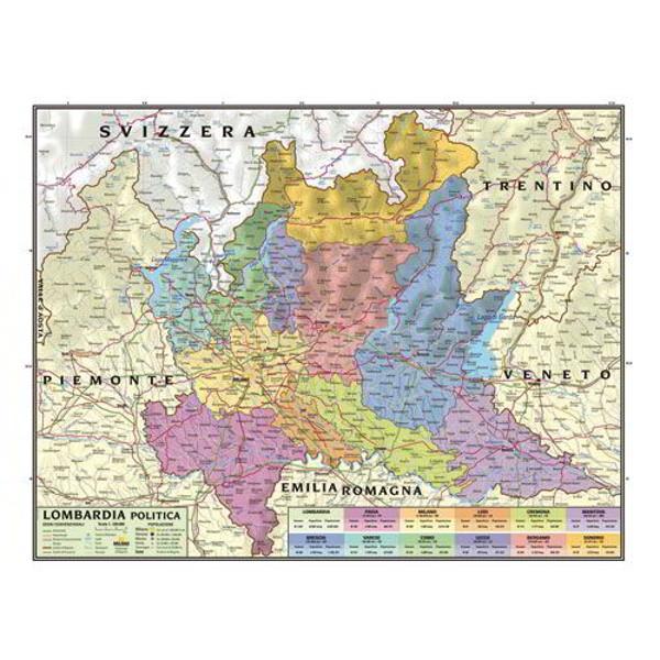 Cartina Geografica Lombardia E Emilia Romagna.Ordina Per Nome Crescente Nome Decrescente Prezzo