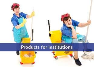 products and institutions